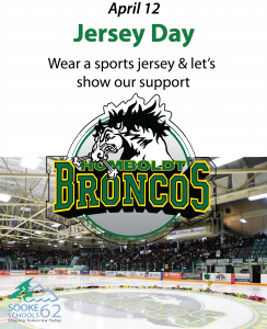 Jersey Day Poster SD62