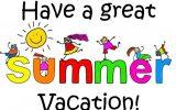 Happy Summer Vacation!