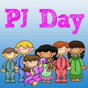 Pajama Day – Monday November 2